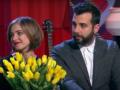 Наталья Поклонская на рояле сыграла «Мурку» в эфире Первого канала