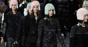 Сиянье глаз: макияж с показа Chanel осень-зима 2013-14