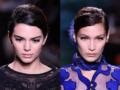 Неделя высокой моды в Париже: Кендалл Дженнер и Белла Хадид в откровенных нарядах на показе Fendi