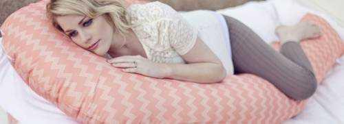 Пошив подушки для беременных по выкройке своими руками