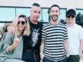 Фронтмен группы Rammstein Тилль Линдеманн стал главным героем соцсетей российских знаменитостей на фестивале «Жара»
