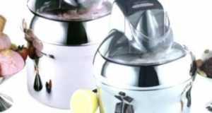 Как работает мороженица и как приготовить в ней мороженое в домашних условиях + видео