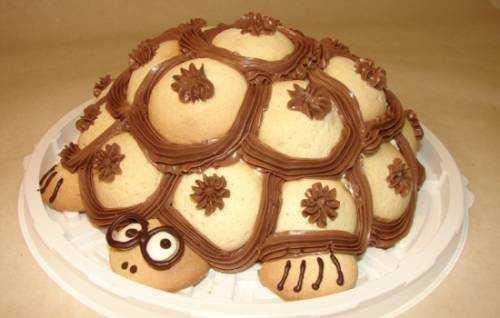 Торт «Черепаха» в домашних условиях – сама нежность! Рецепты шоколадного, изумрудного и классического торта «Черепаха»
