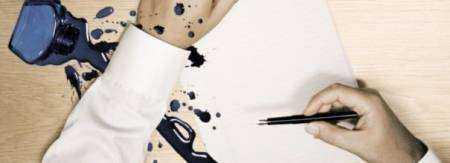 Пятно от пасты гелевой ручки как вывести фото