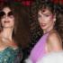 Амаль Клуни иСинди Кроуфорд повеселились навечеринке встиле диско
