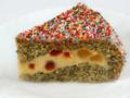 Маково-творожный пирог в мультиварке