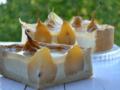 Пирог «Груши в хрустале»