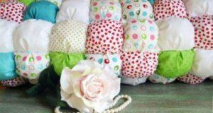 Как сшить одеяло бонбон своими руками в домашних условиях