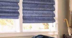 Как сшить римские шторы своими руками пошагово