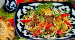Пошаговый рецепт лагмана: особенности азиатской кухни.