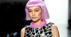 Неделя моды в Нью-Йорке: Джиджи Хадид, Стелла Максвелл и Жасмин Тукс на показе Jeremy Scott
