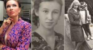 Эвелина Бледанс почтила память покойной матери ипоказала ее раритетные снимки