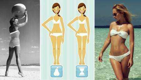 Диета для фигуры «песочные часы»: правила, упражнения, разрешенные продукты