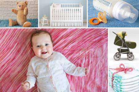 Список вещей, которые нужно купить к рождению ребенка