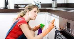 Как вымыть кухонную вытяжку от жира и копоти