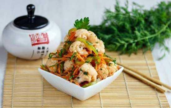 Рецепты корейских закусок из баклажанов, курицы, кабачков, моркови и помидоров