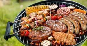 Блюда, приготовленные на гриле: их польза и вред.