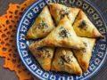 Домашняя дрожжевая самса – сочный восточный пирожок.