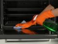 Чем очистить плиту от застарелого жира?