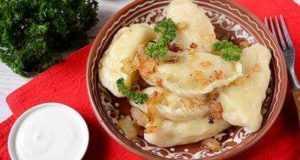 Вареники с картошкой: пошаговый фото-рецепт