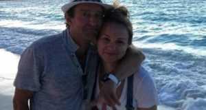 Ольга Литвинова показала романтичное фото сКонстантином Хабенским уморя