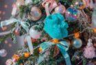 Украшение новогодней ёлки и стола для исполнения желаний